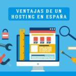 Ventajas de un hosting en España